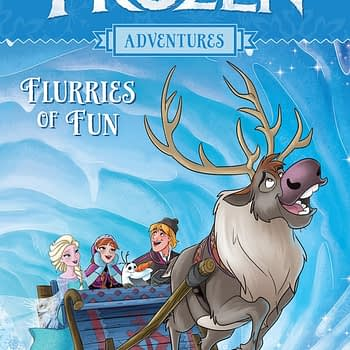 Dark Horse Announces 2 New Frozen Comics
