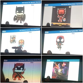 SCOOP: Batman: Damned Gets a Funko POP and Thanos Teased at Diamond's Retail Summit in Vegas