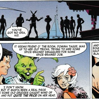 Jaxxon The Rabbit - Still Awful in Star Wars #108 (Spoilers)