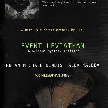 5 Full-Page Ads for Event Leviathan in Today's DC Comics