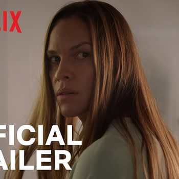 Hilary Swank Suspicious of Nurturing Robot in Sci-Fi Thriller 'I Am Mother' [TRAILER]