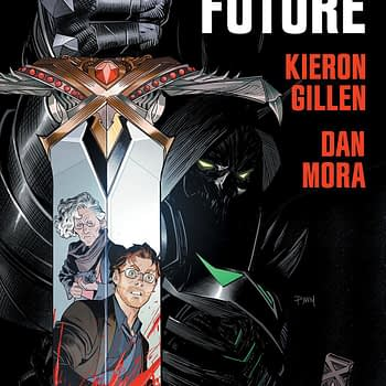 First Look at Kieron Gillen and Dan Mora's Once And Future, From Boom in August