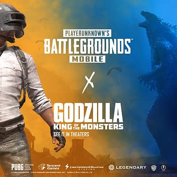PUBG Mobile Will Be Doing a Godzilla Crossover Event