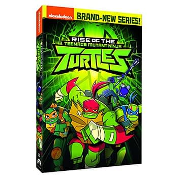 Review: Rise Of The Teenage Mutant Ninja Turtles DVD