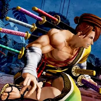 SNK Releases Yoshitora's Gameplay Trailer for Samurai Shodown