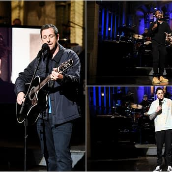'Saturday Night Live': Adam Sandler Remembers Chris Farley; Sings of Being Fired [VIDEO]