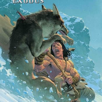 Esad Ribic to Write and Draw His Own New Conan Series