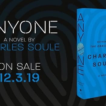 Charles Soule Seeking Charles Soule Replacement, Also Book Pre-Orders