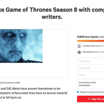 They're At It Again: Online Petition to Rewrite 'Game of Thrones' Final Season Surfaces