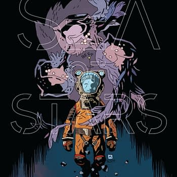 Image Reveals Mike Mignola Variant for Sea of Stars #1