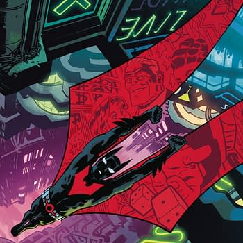 Bruce Wayne is Useless in Batman Beyond #32 (Preview)