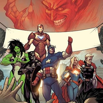 Jason Masters Moves From Warren Ellis' James Bond to Join Marvel's Avengers