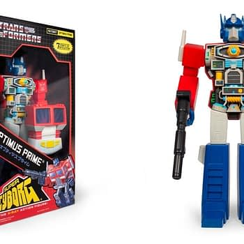 Super7 Taking Orders For a New Transformers Super Cyborg Optimus Prime