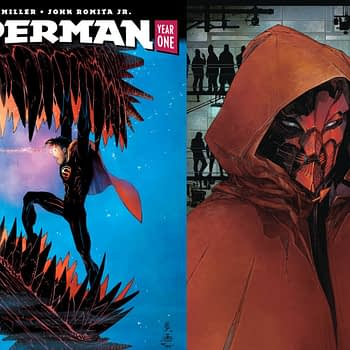 Superman: Year One and Event Leviathan Will Be Returnable