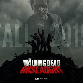 AMC Announces New VR Game The Walking Dead Onslaught