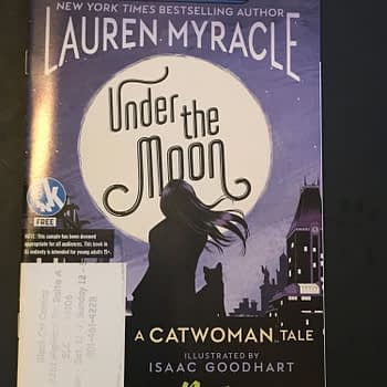BC FCBD Roundup: 'Under the Moon' Brings Selina Kyle to Young Adult Fiction