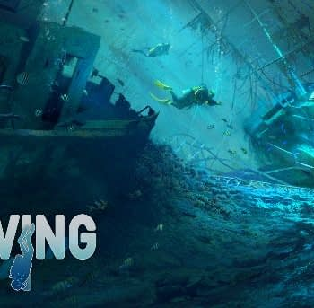 Deep Diving Simulator has Launched on Steam