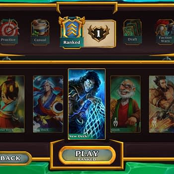 Rebellious Software Announces New CCG World of Myths for Steam