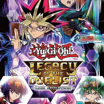 Konami To Release Yu-Gi-Oh! Legacy of the Duelist: Link Evolution in August