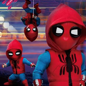 Spider-Man's Homecoming Suit , Beast Kingdom Exclusives For Diamond Preview