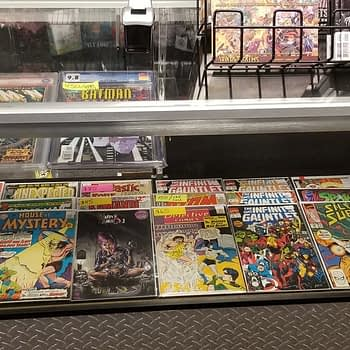 A Third Copy of New Mutants #98 Stolen, in Fort Worth