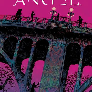 """Angel"" #2: Ancient Vampire VS Demons of Social Media (REVIEW)"