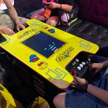 Checking Out New Arcade1Up Cabinets During E3 2019