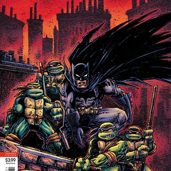 An Origin Retold in Batman/Teenage Mutant Ninja Turtles III #2 Preview