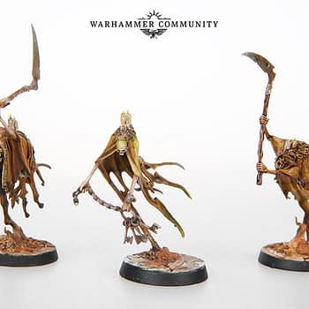 "Legendary ""Warhammer"" Artist John Blanche on Citadel Contrast Paints"