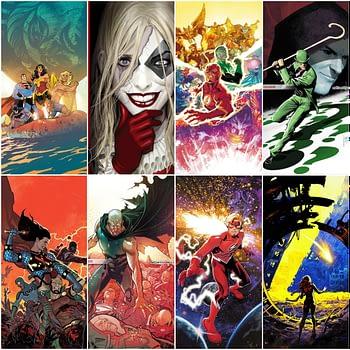 Frankensteining 12 of DC Comics September 2019 Solicitations