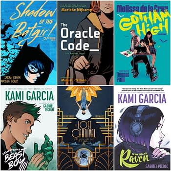 DC Comics Finally Announces Artists of Oracle, Gorham High, Batgirl and Dick Grayson Graphic Novels at Book Expo