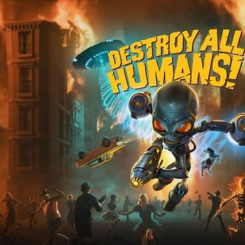 "THQ Reveals A ""Destroy All Humans"" Remake Before E3"