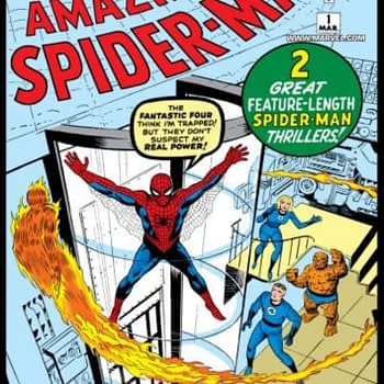 Blatant Nepotism At Work at Marvel For New Spider-Man Comic