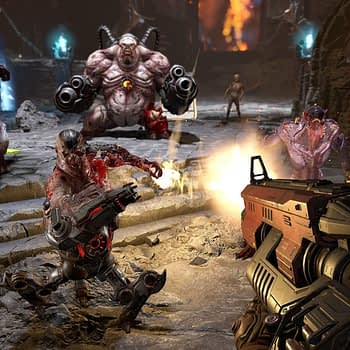 "Going To Hell And Back Again With ""DOOM Eternal"" At E3 2019"