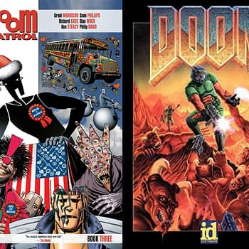 Doom Vs Doom Patrol - iD Software to Oppose DC Comics' Trademark Application