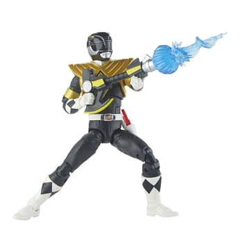Power Ranger Lightning Collection Black Ranger Coming to Walgreens