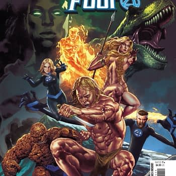 Anti-Immigrant Sentiment in the Savage Land - Fantastic Four: Prodigal Sun #1 Preview