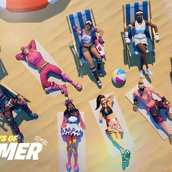 "The ""Fortnite"" 14 Days of Summer Event Kicks Off Today"