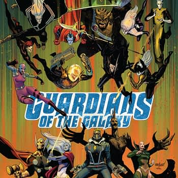 A New Guardians Team Already?! Guardians of the Galaxy #6 Preview