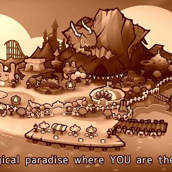 "An RPG Fantasy Theme Park You Say? We Tried ""Heroland"" at E3 2019"