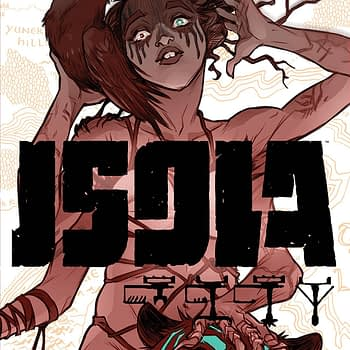 """Isola"" #8 Brings a Stranger Into the Mix. Is She Friend or Foe? (REVIEW)"