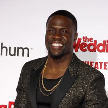 Kevin Hart to Star in Paramount's 'Scrooged' Remake