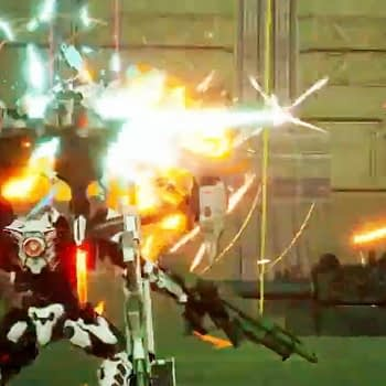 Daemon X Machina will Launch in September on Switch