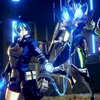 "PlatinumGames' Switch Exclusive ""Astral Chain"" to Release This August"