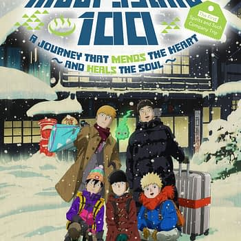 """Mob Psycho 100 II"" Set to Debut at Crunchyroll Expo"