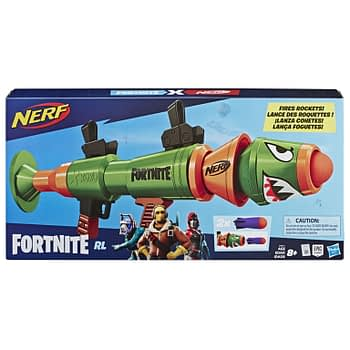 Fortnite: New Nerf Blasters Coming in the Fall!