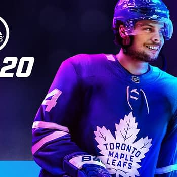 "Toronto Maple Leafs' Auston Matthews Is The ""NHL 20"" Cover Athlete"
