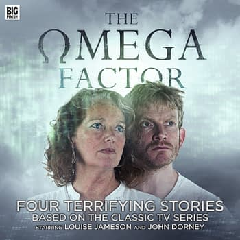 """The Omega Factor"": Big Finish Releases 40th Anniversary Sequel to BBC Show that Inspired ""The X Files"""
