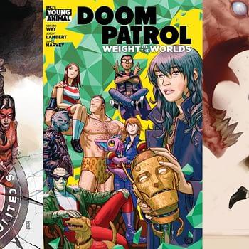 Details on Jimmy Olsen, Doom Patrol Event Leviathan #2 Returnability