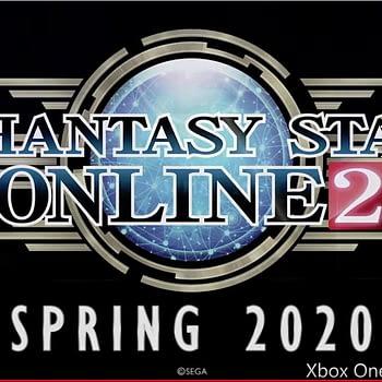 "[E3] Sega's ""Phantasy Star Online 2"" Blasts Its Way to Xbox One"